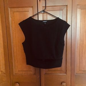 NWT Express Crop Top Medium